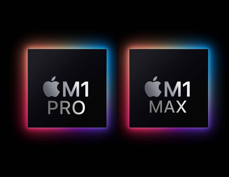 Wydajność nowych procesorów Apple M1 Pro oraz M1 Max