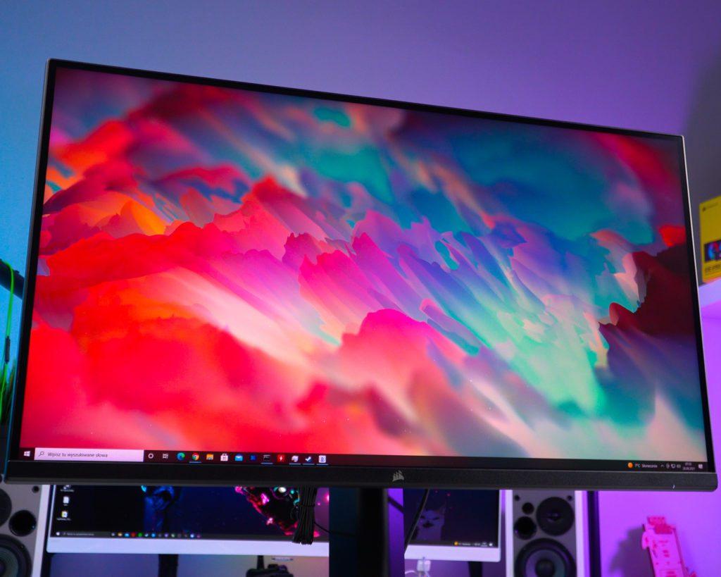 Corsair Xeneon 32qhd165 monitor