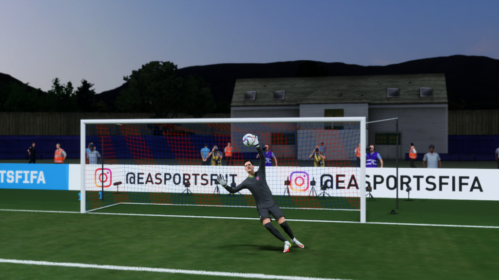 FIFA 22 XSX kovacevic rakow