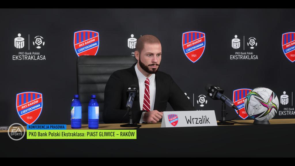 FIFA 22 tryb menedżerski