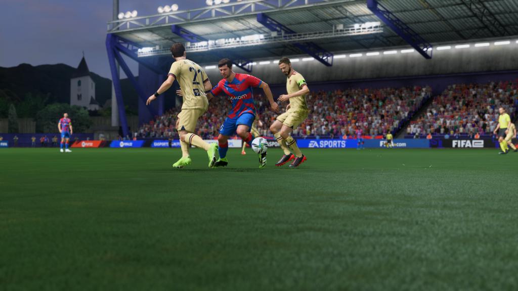 FIFA 22 XSX tryb foto