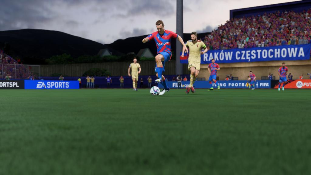 FIFA 22 XSX tryb fotograficzny