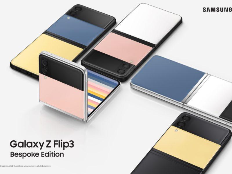 Podsumowanie konferencji Galaxy Unpacked 2. Personalizowany Galaxy Z Flip 3 Bespoke Edition i wielki nieobecny