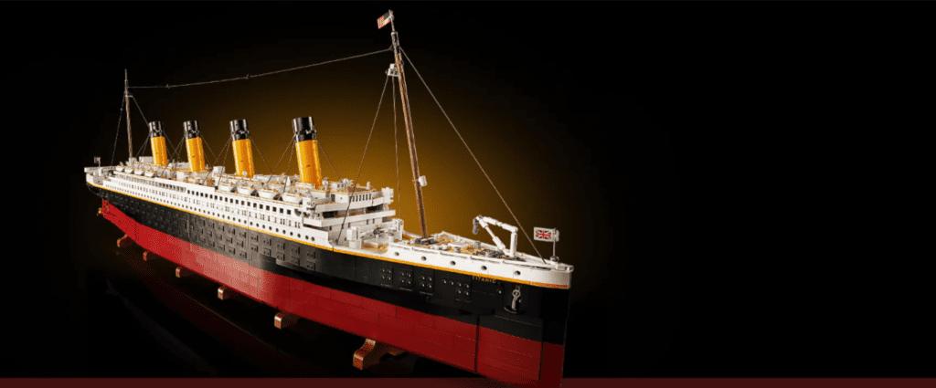 LEGO Titanic Creator Expert