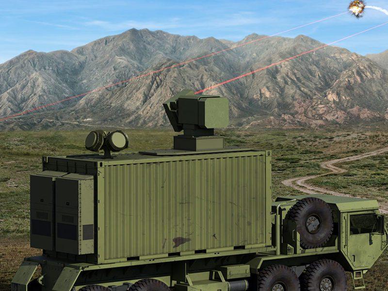 Bojowy laser o mocy 300 kW. Przełom?