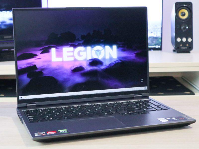 Czy Lenovo Legion 5 Pro jest Pro? Test i recenzja