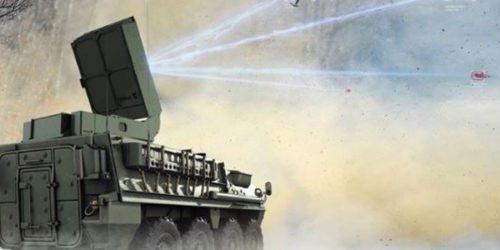 Leonidas na podwoziu Stryker. Usmaży drony?