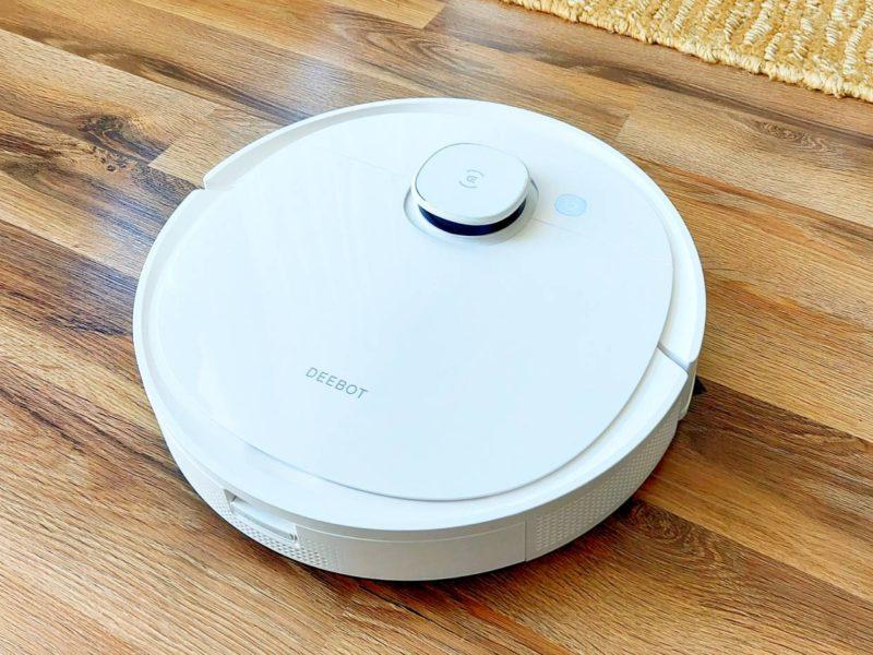 Recenzja Ecovacs DEEBOT T9. Robot odkurzający, myjący i odświeżający powietrze