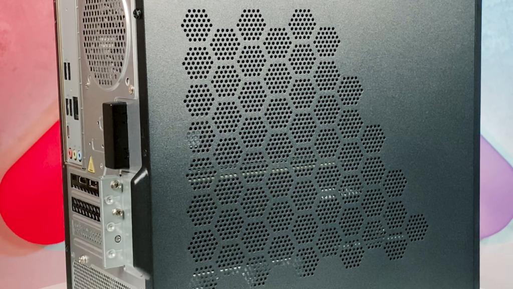 Acer Nitro 50 (2021) prawy bok