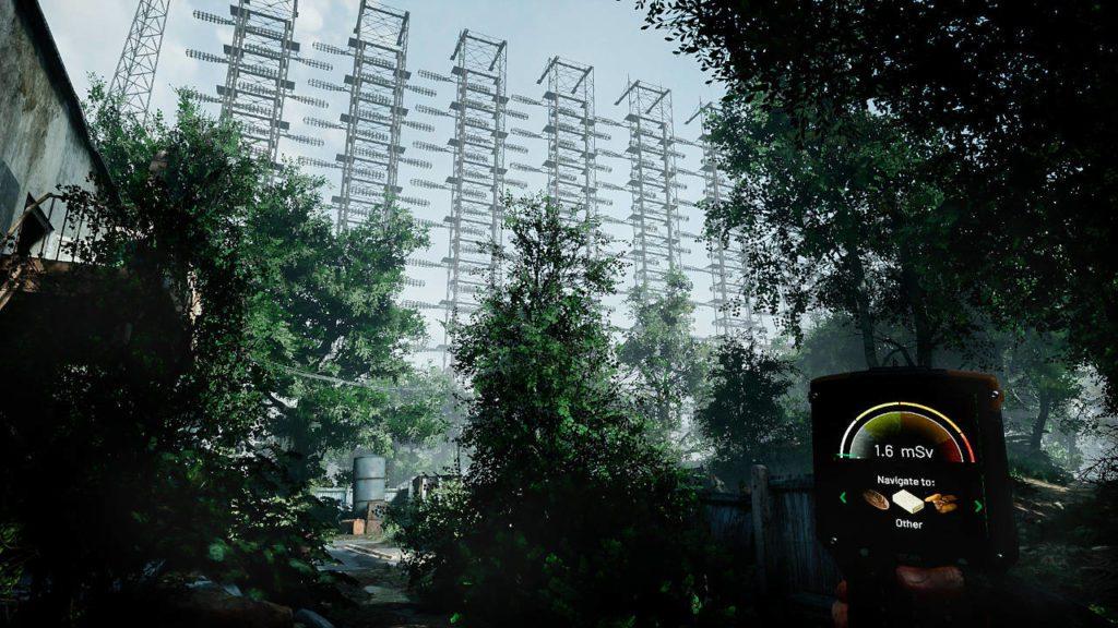 zona w chernobylite