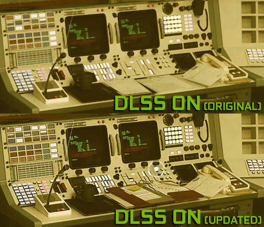 porównanie jakości obrazu między dlss 2.0 a dlss 1.0