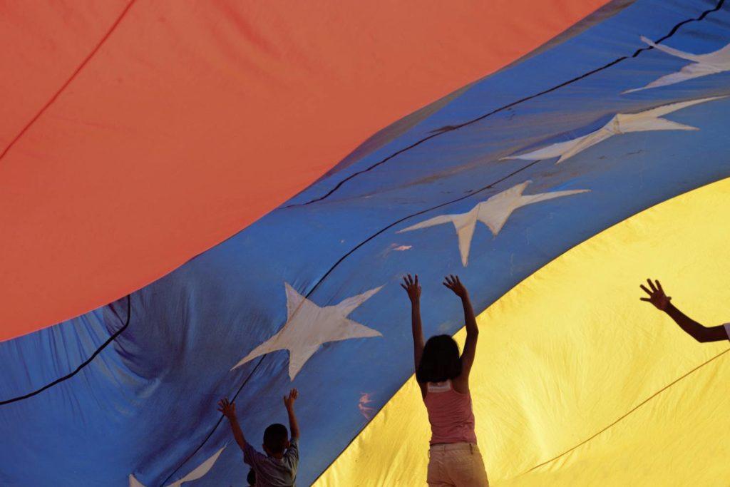 Flaga Wenezueli