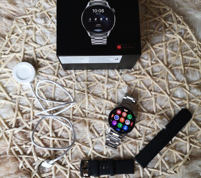 Smartwatch dla wymagających? Test i recenzja Huawei Watch 3 Elite LTE