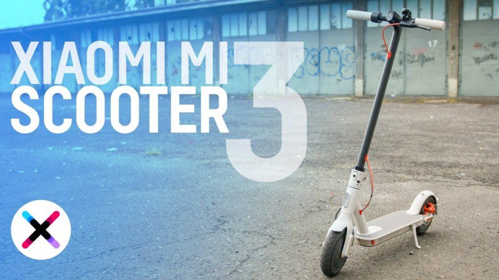 Hulajnoga Mi Scooter 3