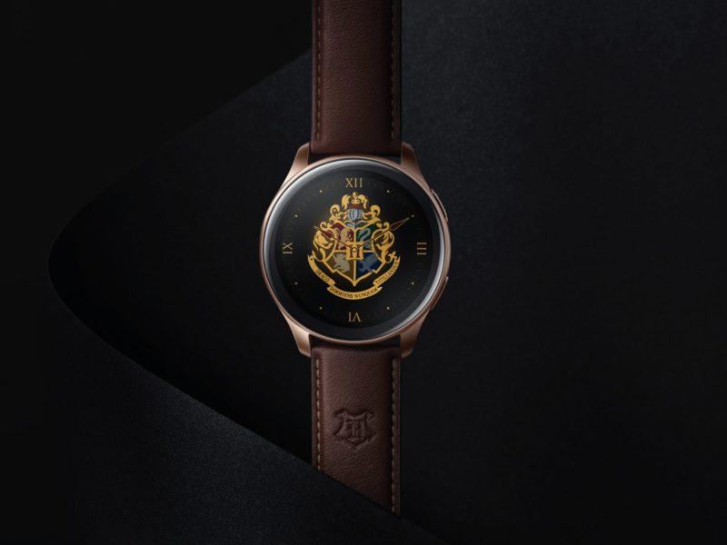 Magia na nadgarstku? Poznaj OnePlus Watch Harry Potter Limited Edition