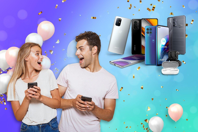 Z okazji 19 urodzin x-komu smartfony i akcesoria GSM taniej nawet 500 zł
