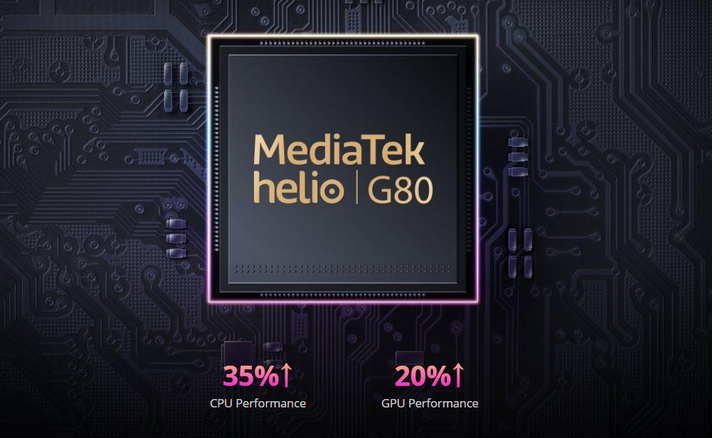 procesor realme pad