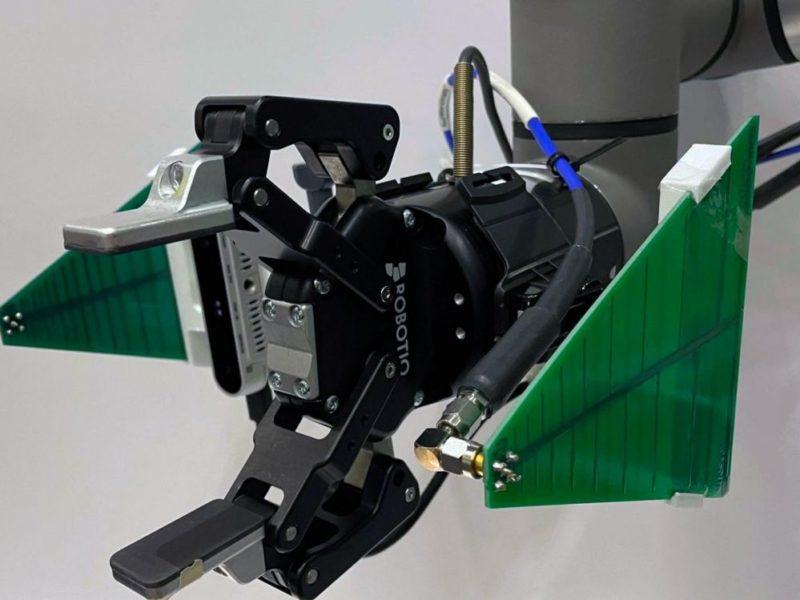 Robot z biura rzeczy znalezionych – RFusion