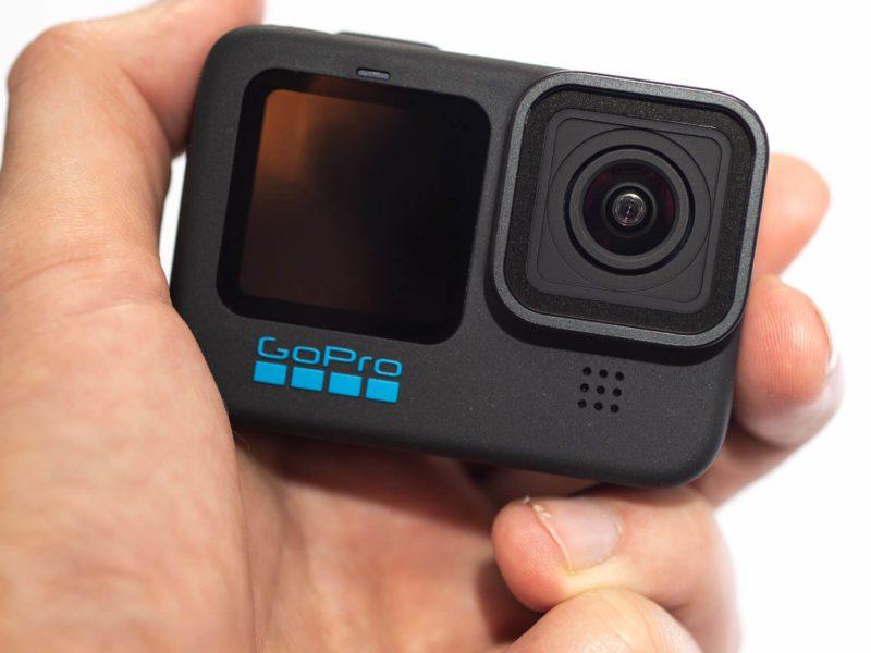 Test i recenzja GoPro Hero 10 Black – zachwyt w świetle dnia