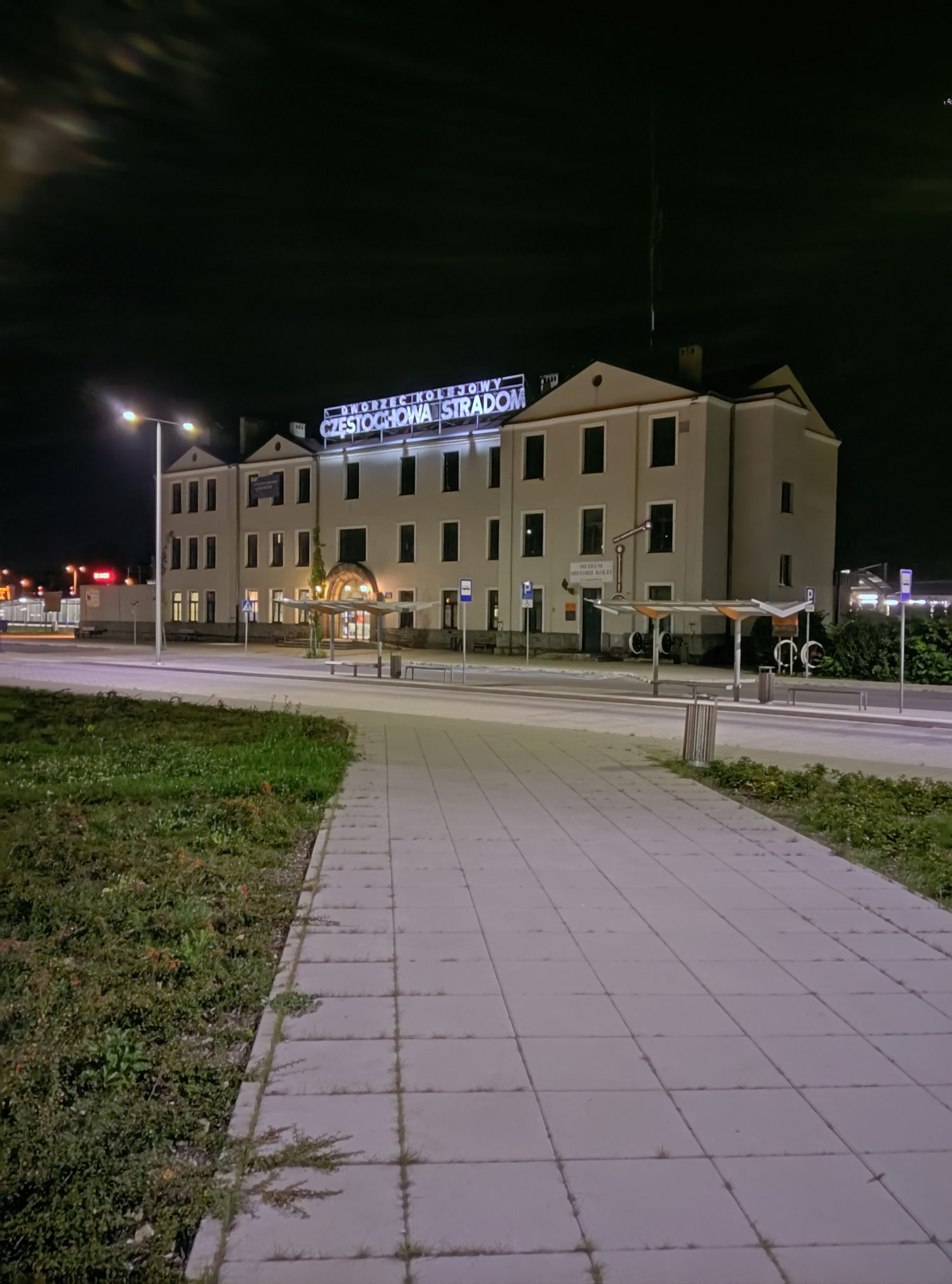 xiaomi pad 5 noc dworzec