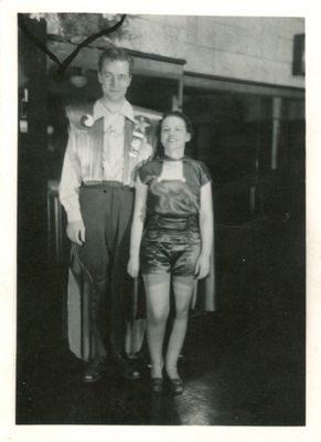 cosplay morojo na world science fiction convection w 1939 roku